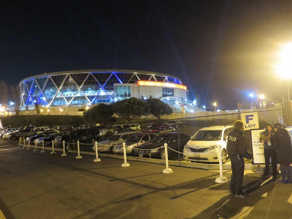 オラクル・アリーナ(Oracle Arena)- カリフォルニア州オークランド