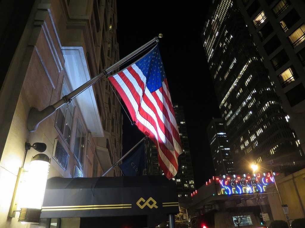 サンフランシスコ - アメリカ国旗(Stars and Stripes)