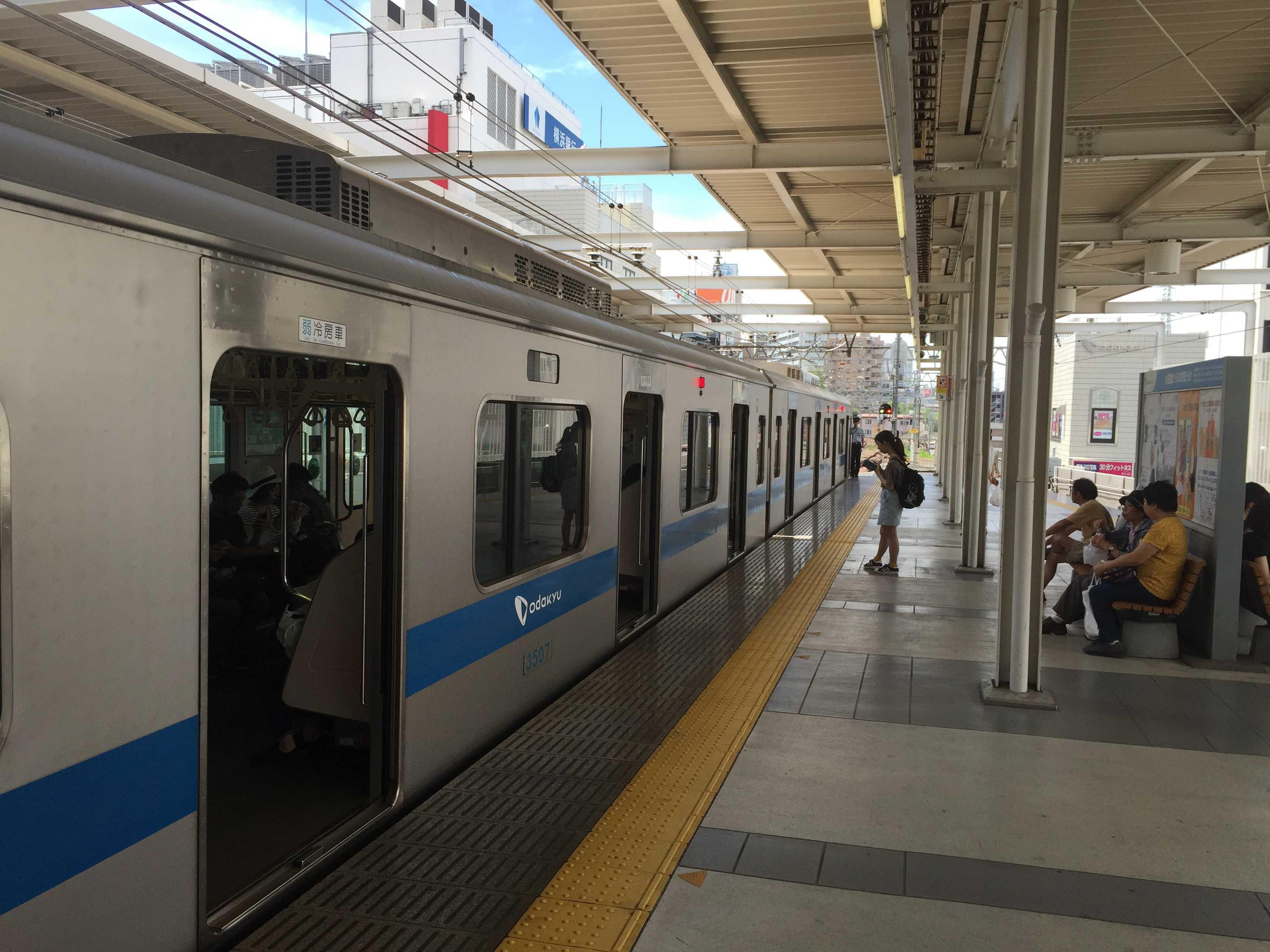 JR町田駅・小田急線