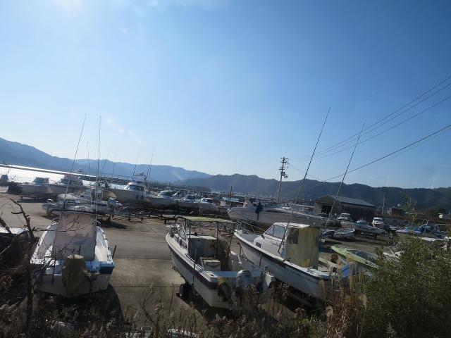 高知の名もなき漁村