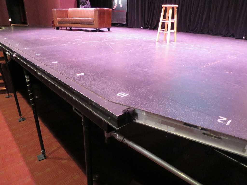 モンゴメリー・シアターの舞台