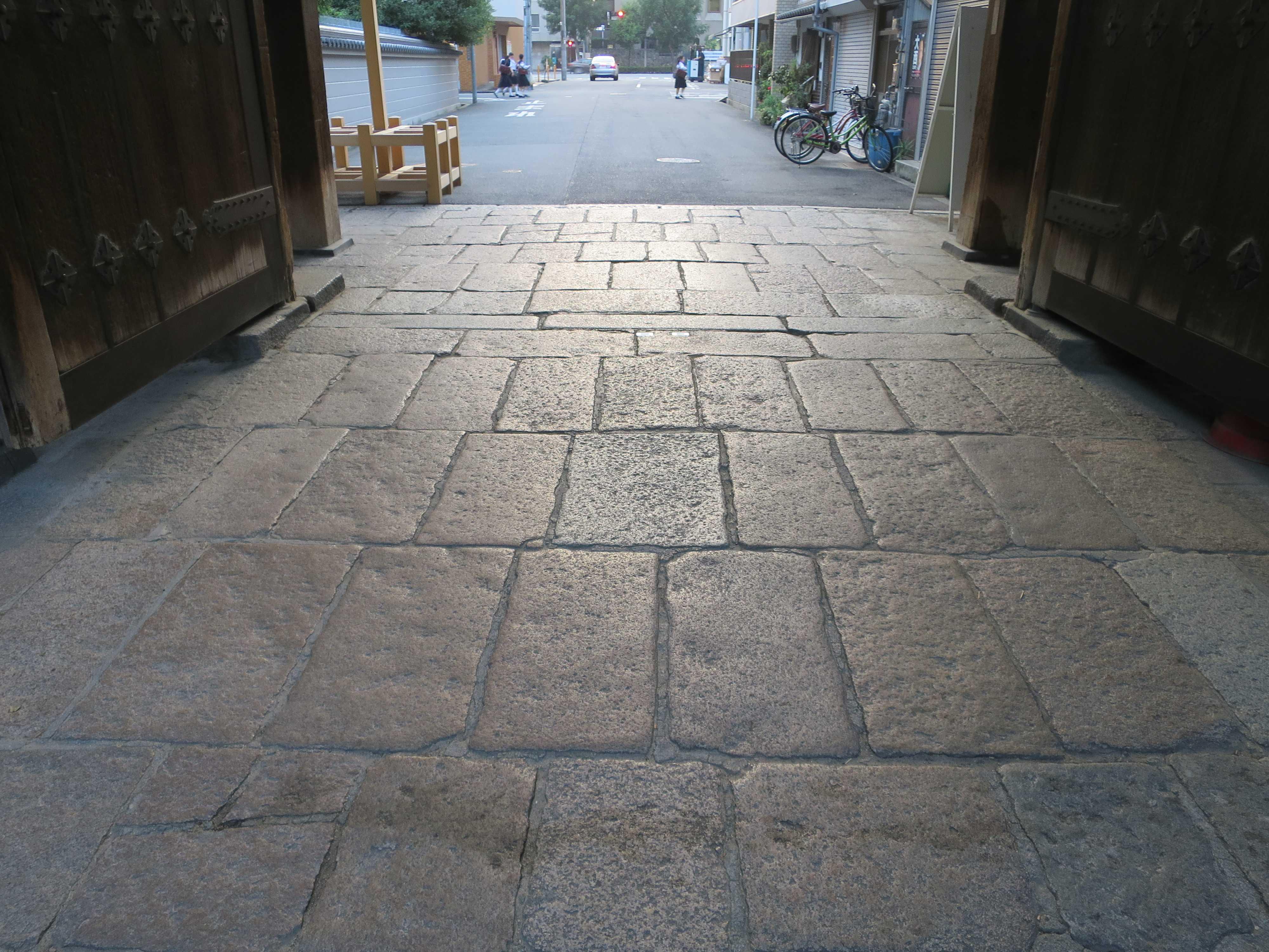 四天王寺 中之門