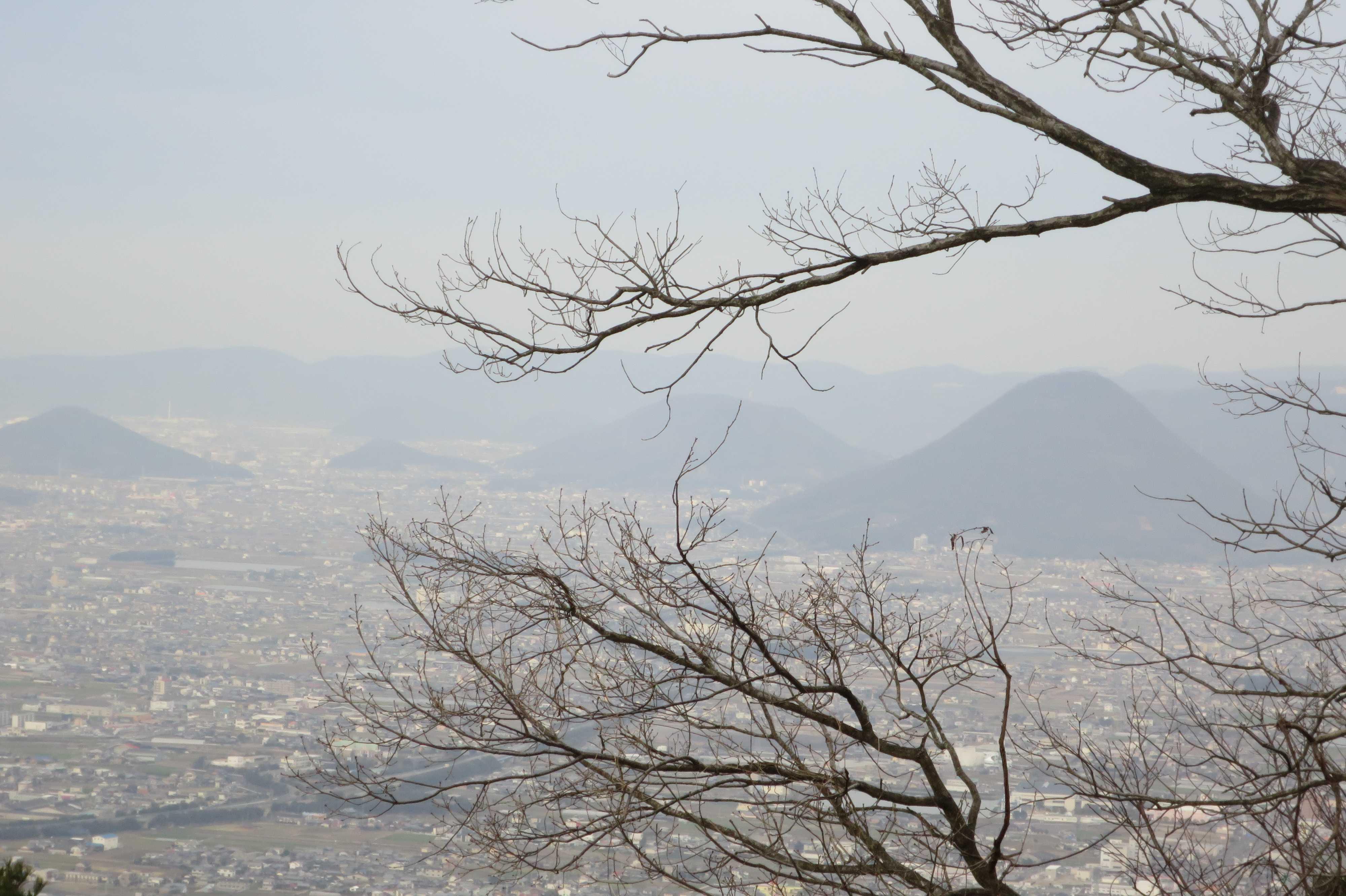 讃岐の風景 - 讃岐富士、小高い山や丘