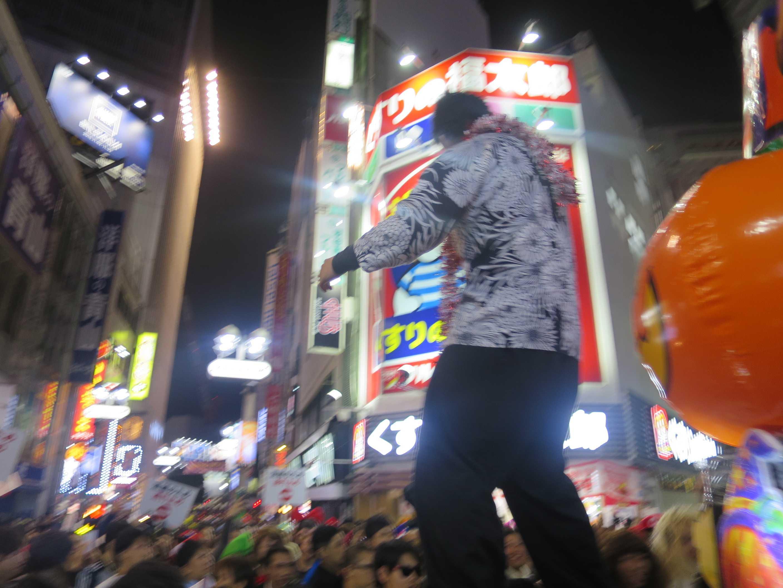 渋谷ハロウィーン - 古代ケルトの妖怪が日本に土着した歴史的瞬間