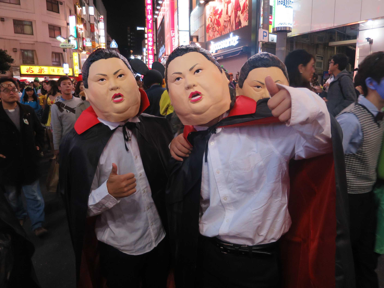 渋谷ハロウィン - マツコ・デラックス
