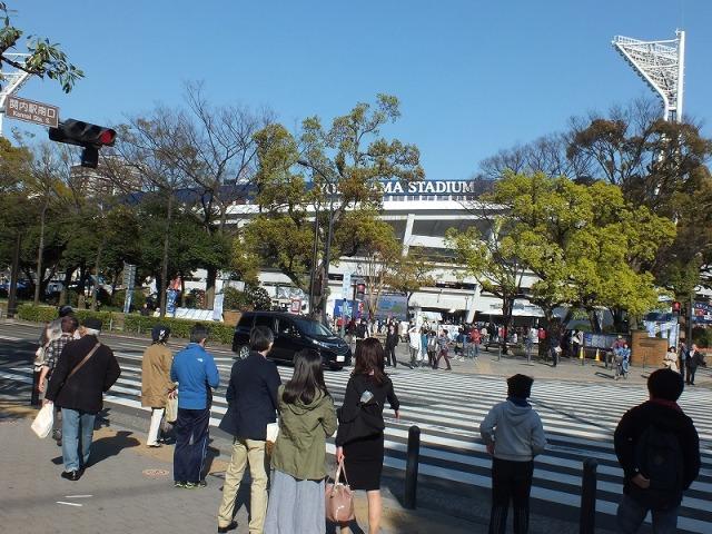 横浜スタジアム(ハマスタ)