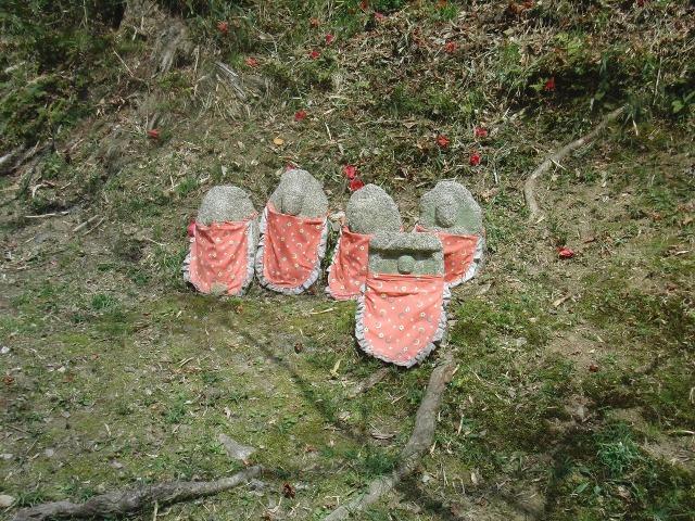 清水寺のお地蔵さん