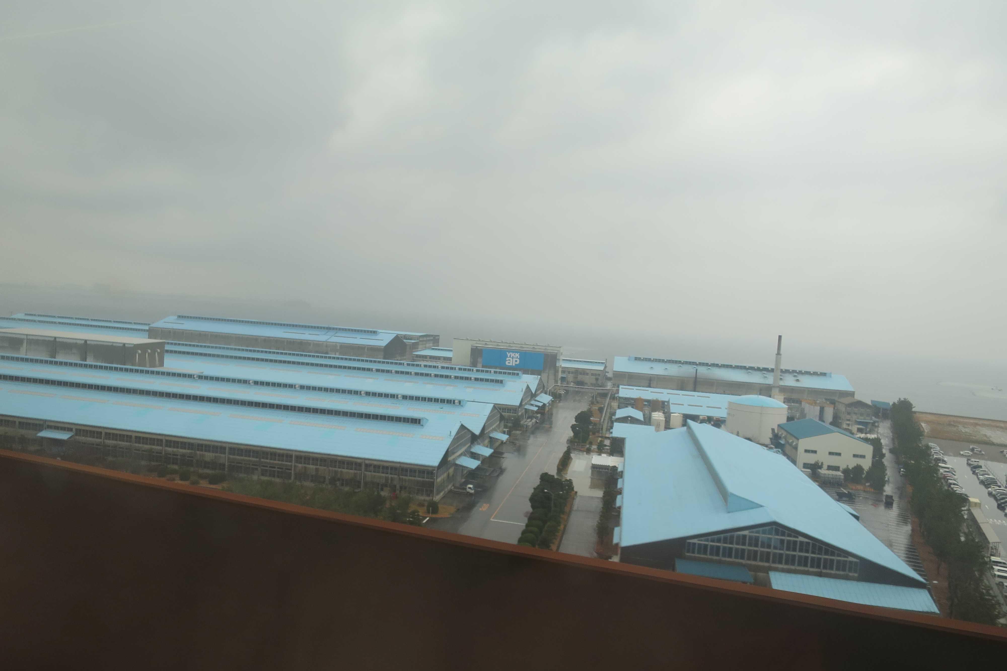 YKK AP 四国製造所