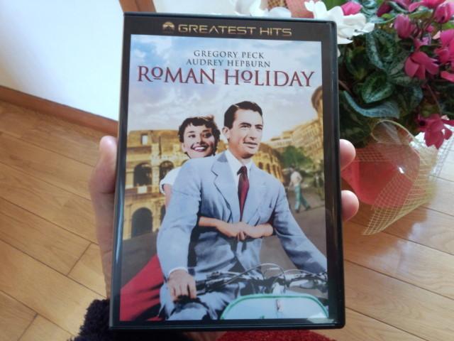 「ローマの休日 / ROMAN HOLIDAY」 オードリー・ヘップバーン / Audrey Hepburn