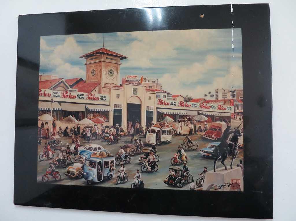 サンフランシスコ - ベトナム料理店の絵