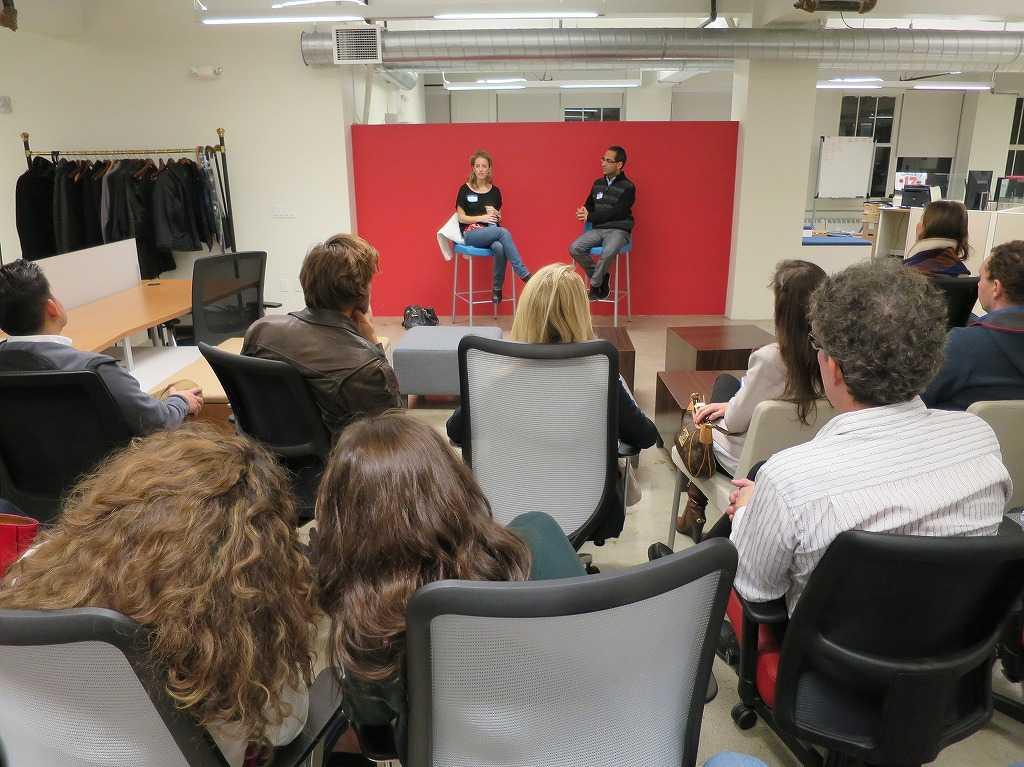 Meetup(ミートアップ)の Foreign Startups Meetup
