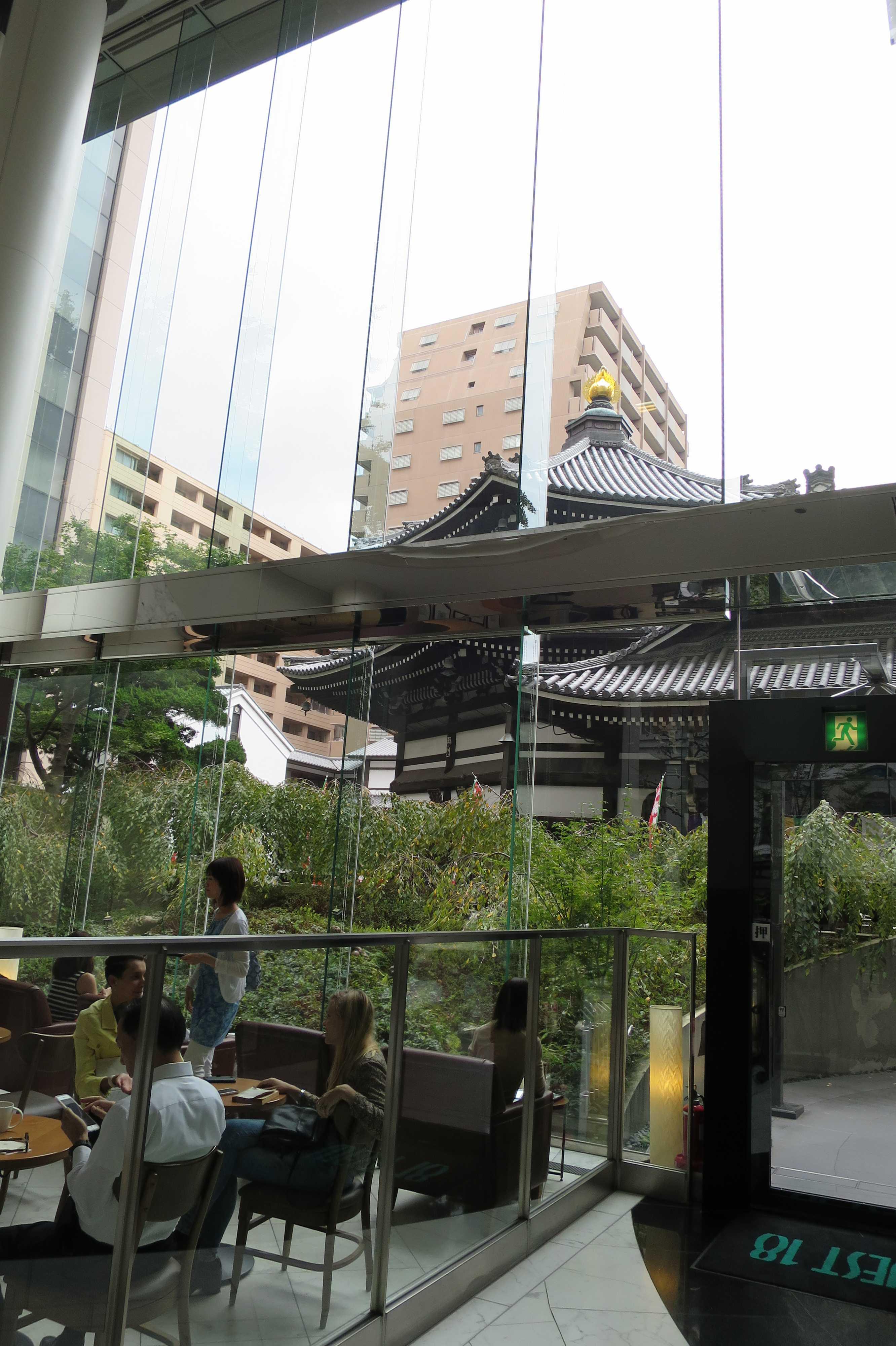 京都・六角堂の真隣のオフィスビル「WEST18」