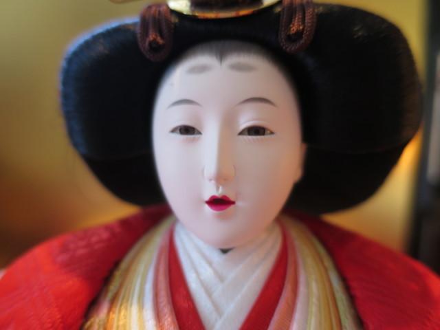 東京浅草橋・吉徳大光の雛人形 シェラトン都ホテル東京
