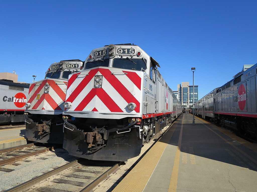 サンフランシスコ - Caltrain