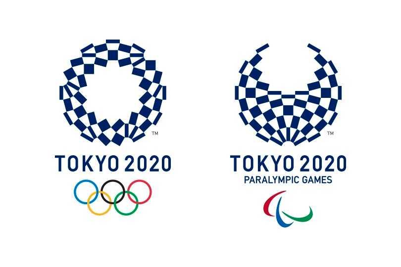 組市松紋 - 2020年東京オリンピック