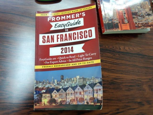 Easy GUIDE サンフランシスコ 2014