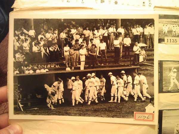 昭和58年、南多摩高校野球部 初戦敗退