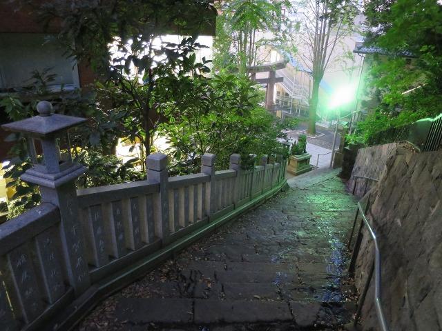 愛宕神社 - 女坂