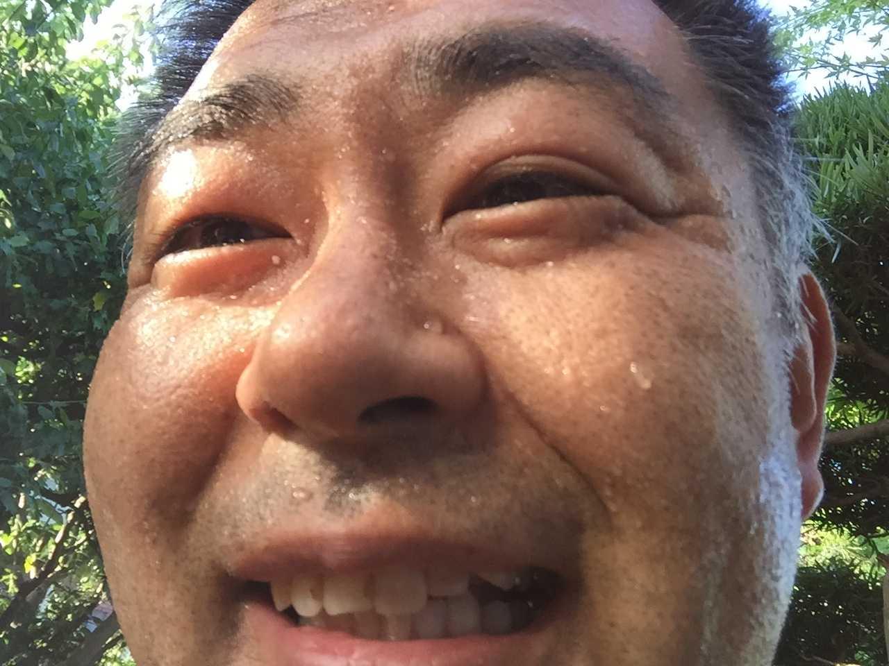 村内伸弘 - 最高の表情