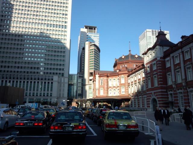 東京駅丸の内駅舎(赤レンガ駅舎)
