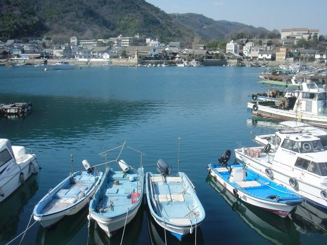 港町・鞆(とも)