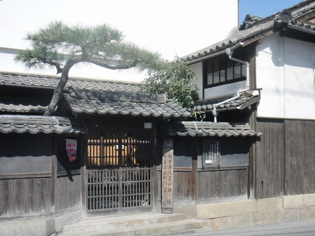 鞆・桝屋清右衛門宅(龍馬の隠れ部屋)