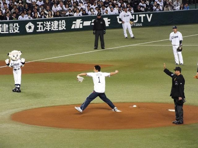 瀬戸大也さんの投球フォーム