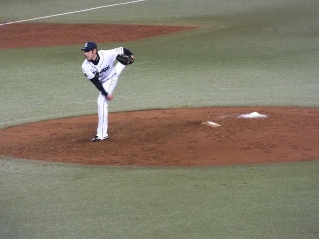 セットアッパー・増田達至 2012年ドラフト一位