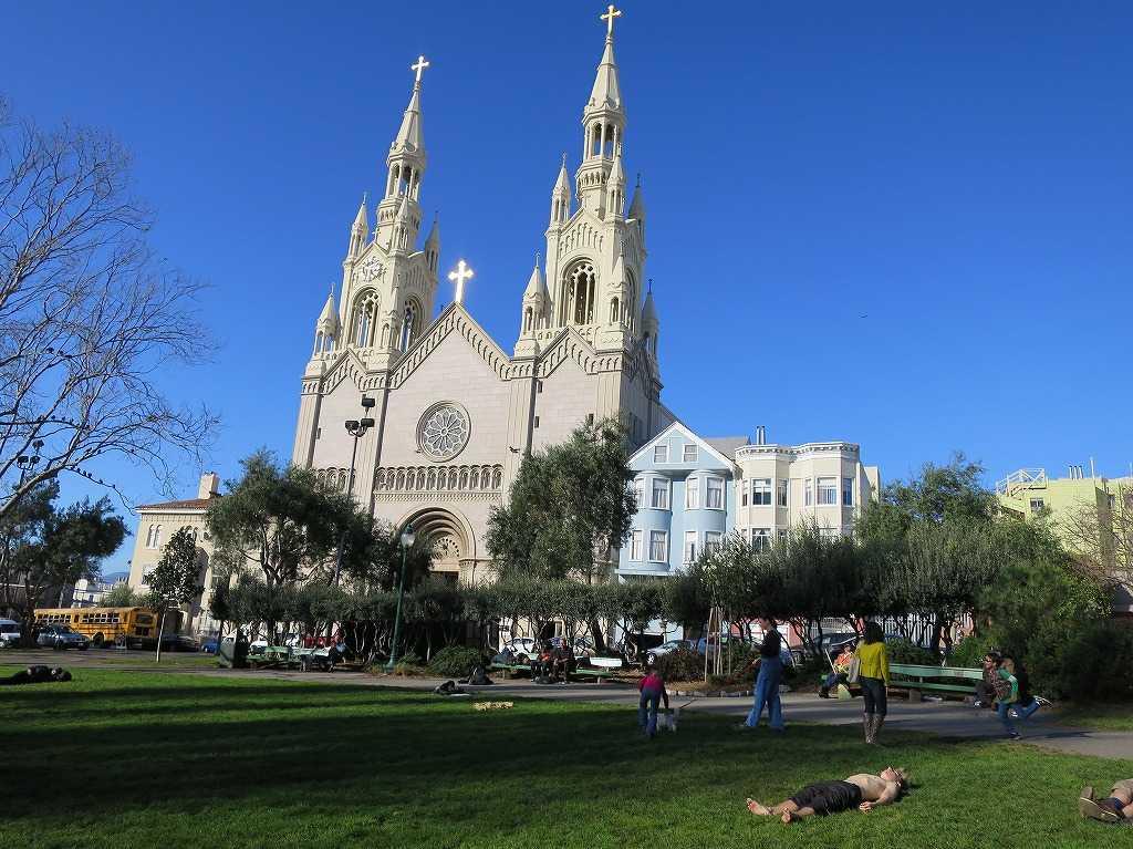 サンフランシスコ - 聖ペテロ&パウロ教会