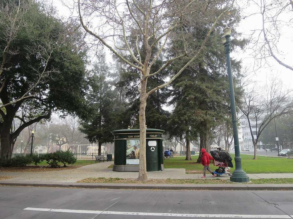 サンノゼ - ホームレス