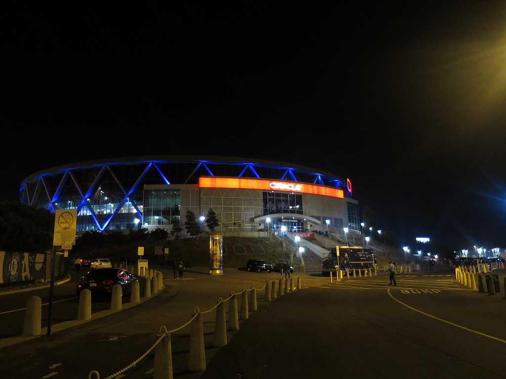 NBA ゴールデンステート・ウォリアーズのホームアリーナ