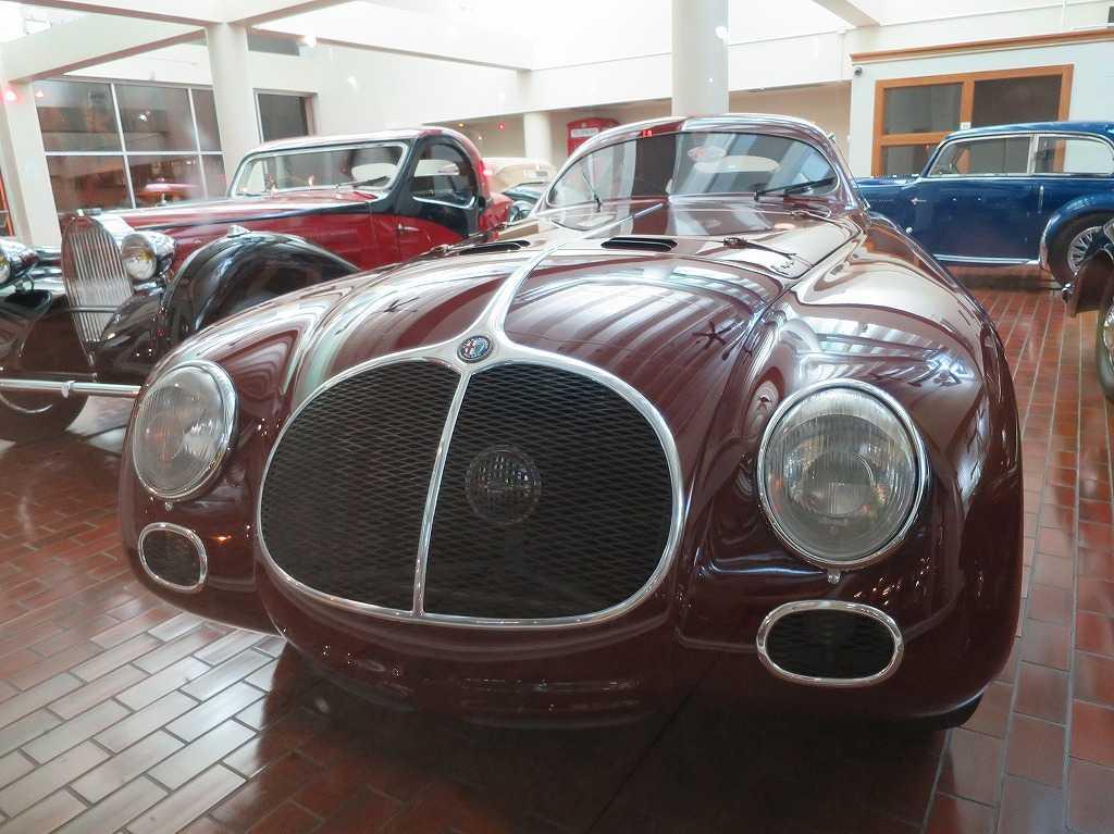 クラシックカー - アルファロメオ(Alfa Romeo)