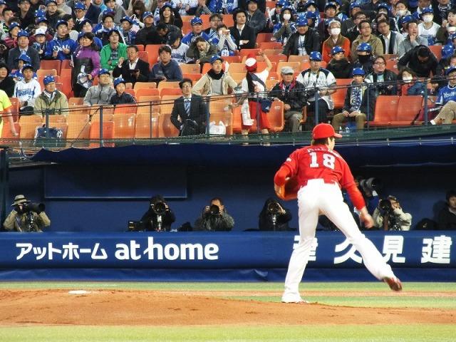 マエケン(前田健太)の投球フォーム その11