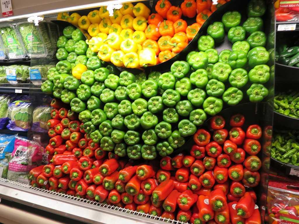 サンフランシスコ - カラフルな野菜