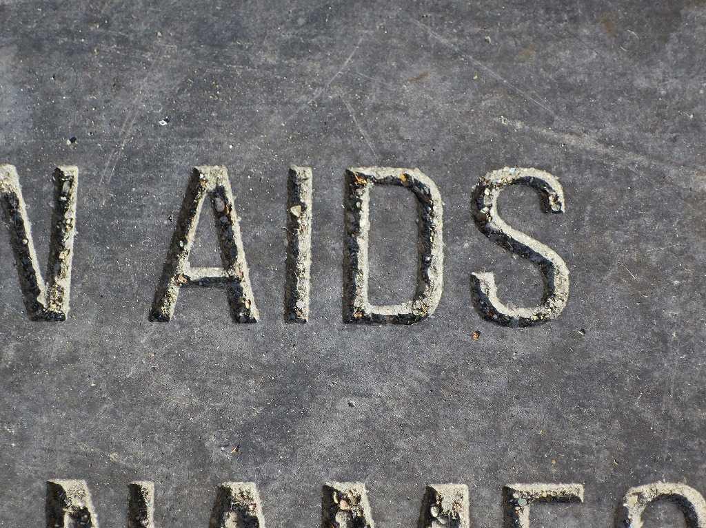 サンフランシスコ・カストロ通り - AIDS(エイズ)