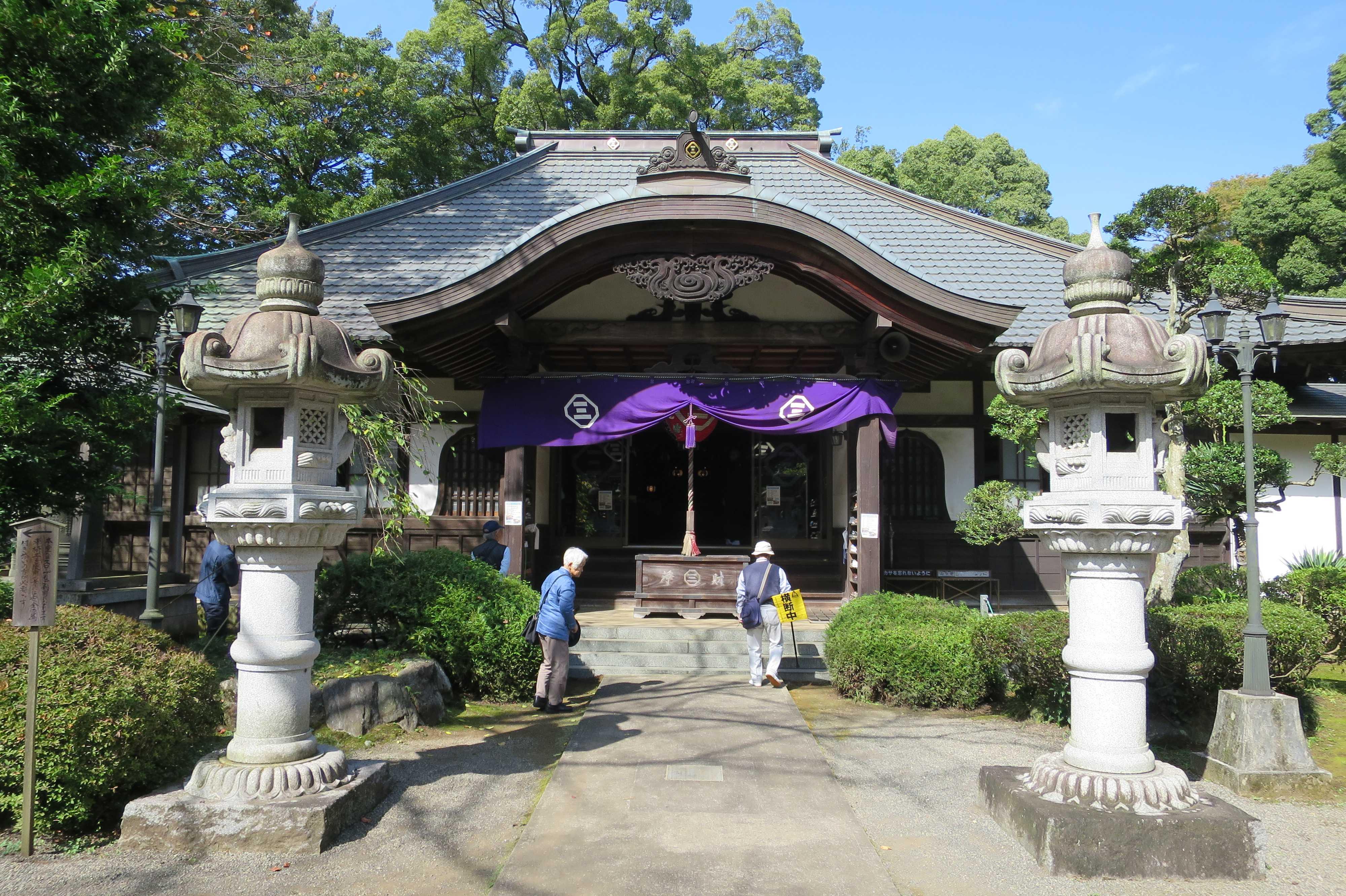 無量光寺本堂 昭和33年(1958年) 相模原市重要文化財指定