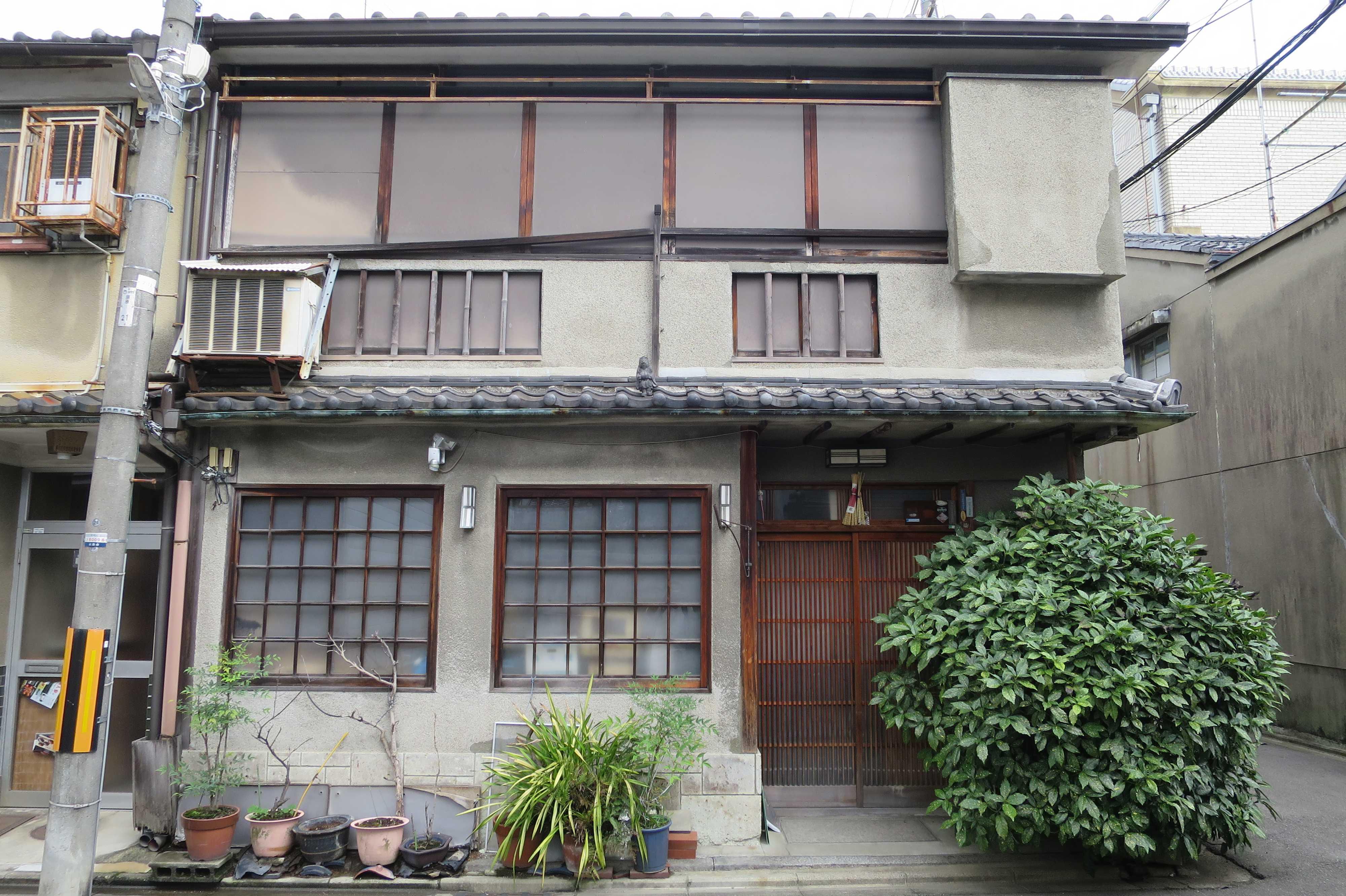 京都・五条楽園 - 超個性的な家