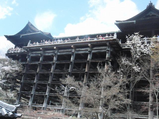 清水寺 - 清水の舞台