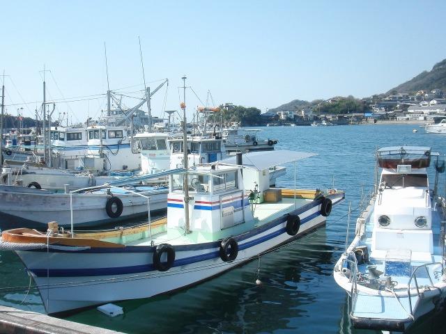 トモテツバス鞆線の終点 - 鞆港