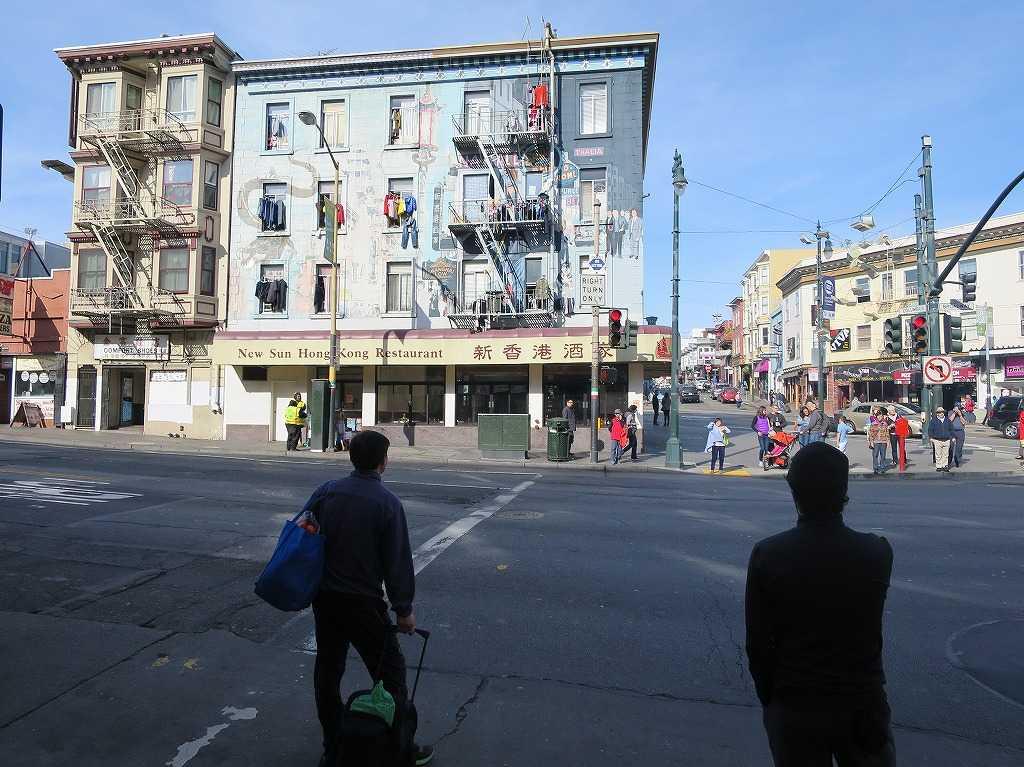 サンフランシスコ - ブロードウェイ(Broadway)