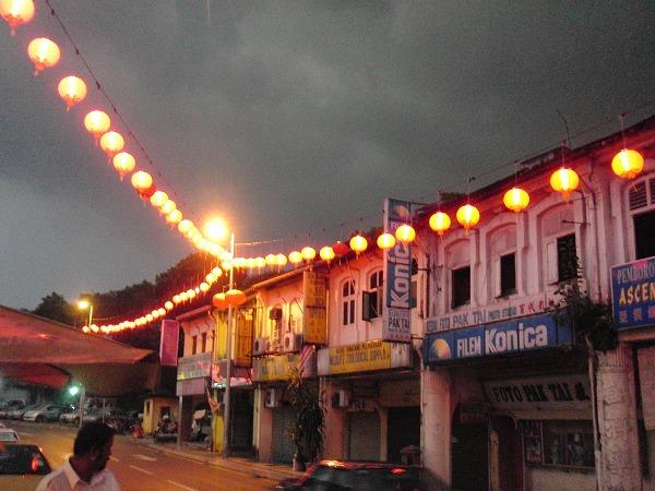 マレーシア・クアラルンプール「ナイトマーケット」