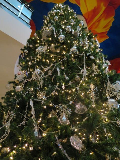 横浜ベイホテル - クリスマスツリー