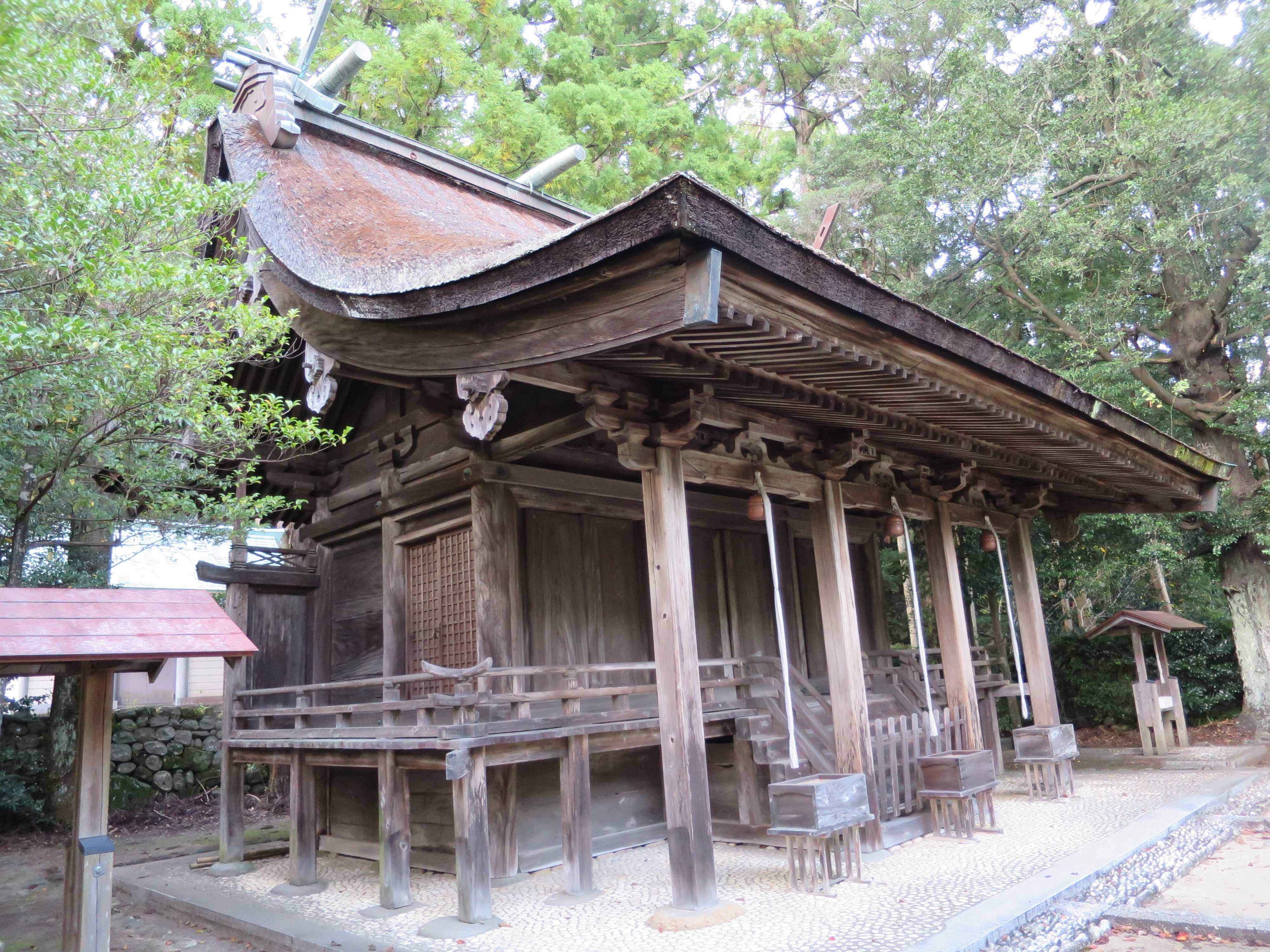 熊野三所大神社(浜の宮大神社)