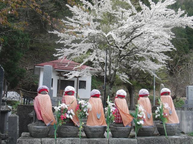 福島県檜枝岐村 - 六地蔵