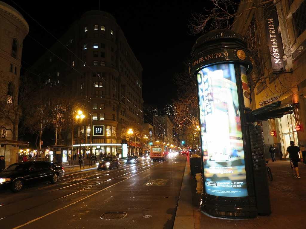 サンフランシスコ - GAPとか NORDSTROM(ノードストローム)