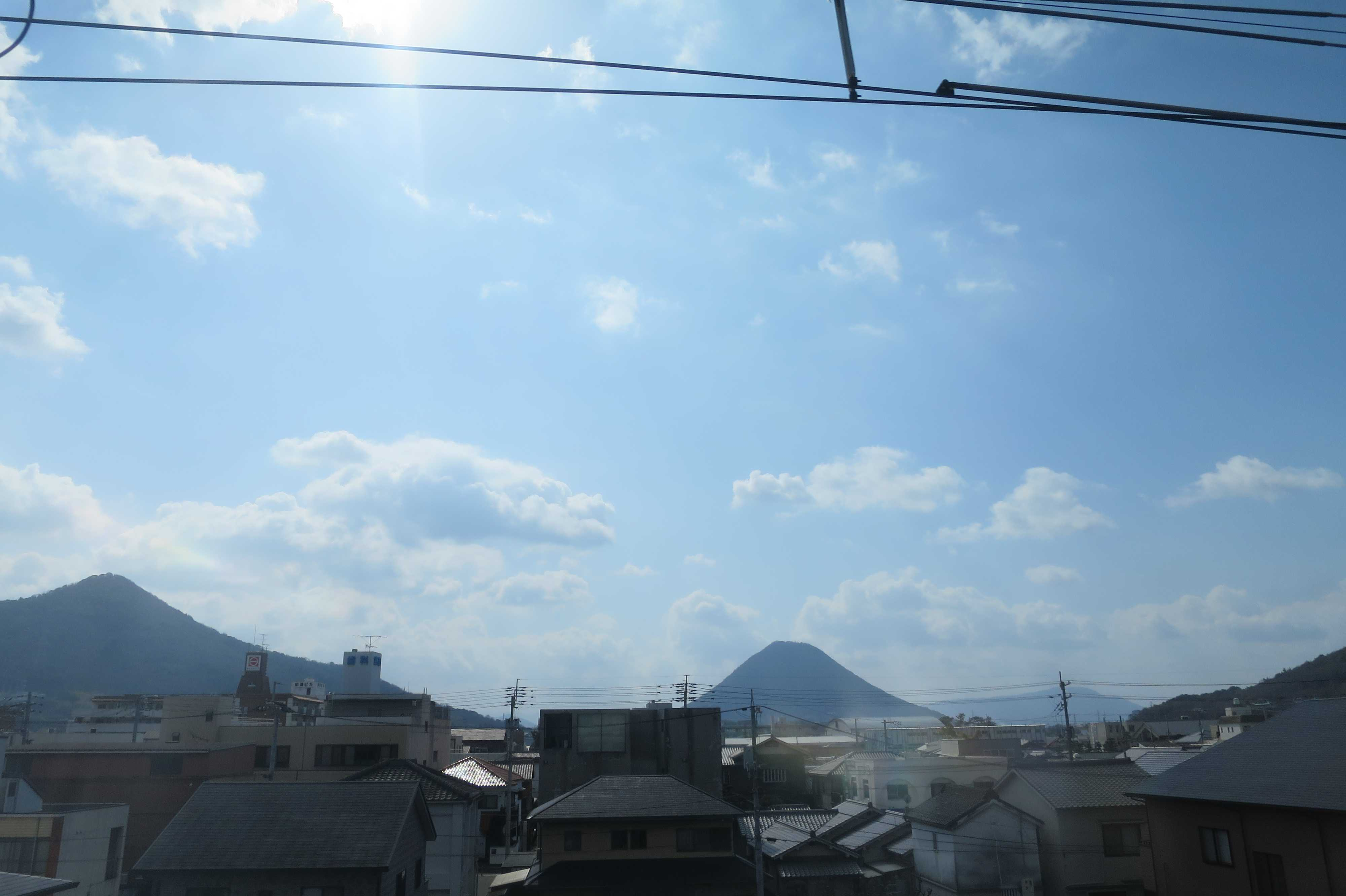 丸亀商業校歌 - 讃岐富士