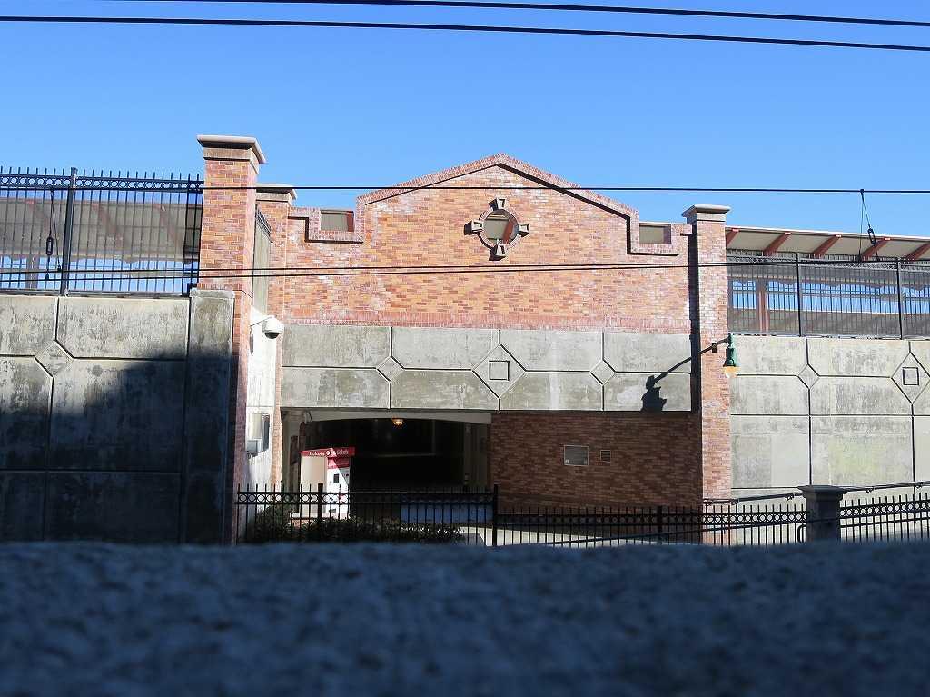 サンノゼ・ディリドン駅外観(San Jose Diridon station)