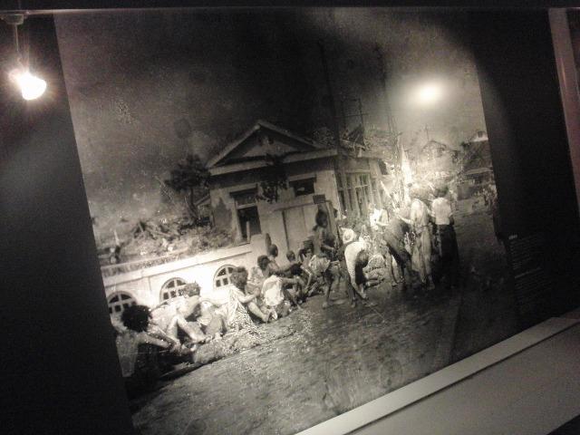 原爆投下時の広島市