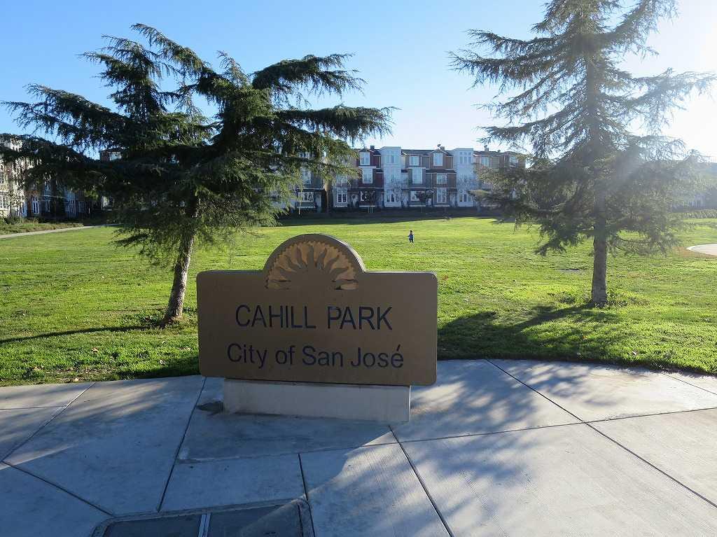 サンノゼ - カーヒル・パーク(Cahill Park)