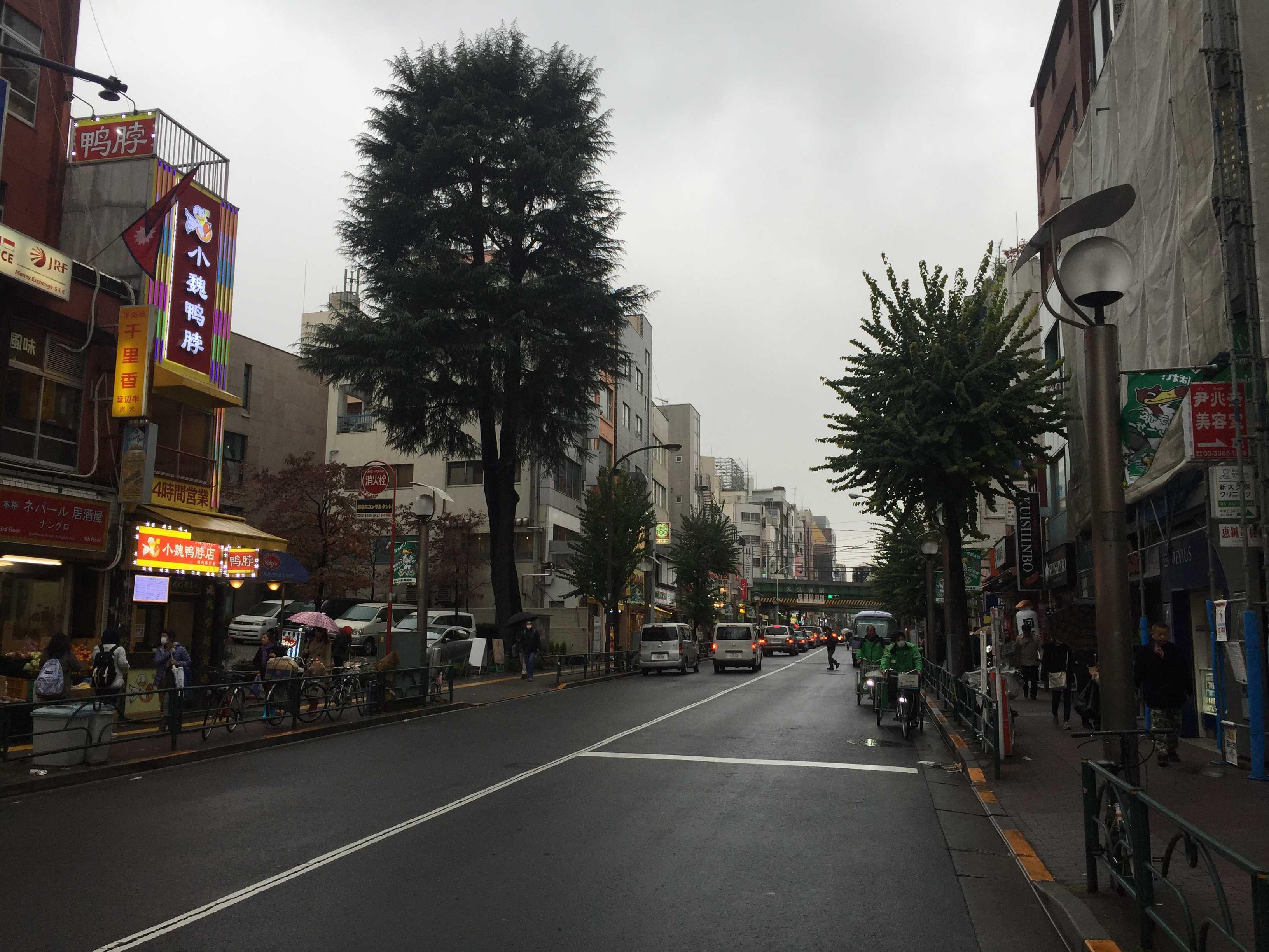大久保通り(東京都新宿区)